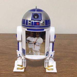 Hallmark keepsake ornament Star Wars Photo holder